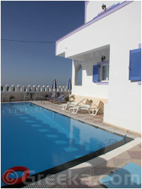 Anna Pension, Santorini, Greece, Greece hostels and hotels